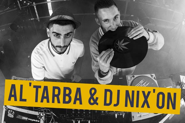 Al'Tarba & Dj Nix'on