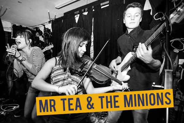Mr Tea and the Minions